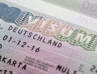 visa allemand